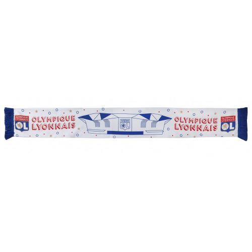 Écharpe Stade gamme Lyonnais