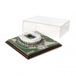 Maquette miniature de stade