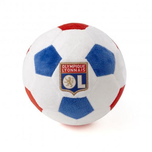 Peluche Ballon Rouge et Bleu - Taille - Unique