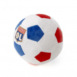 Red and Blue Stuffed Ball