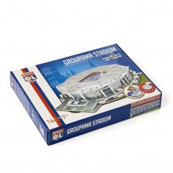 3D Puzzle Replica of the Stadium