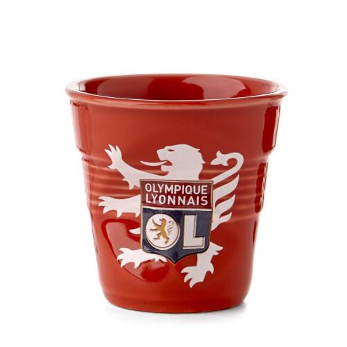 Tasse Froissée Espresso Revol Rouge