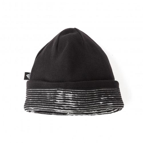 Bonnet adidas ZNE Réversible Noir 2017/2018 - Taille - Unique