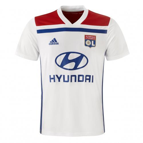 Maillot Domicile Junior Olympique Lyonnais 2018/2019 - Taille - 11-12A