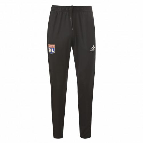 Pantalon Entrainement adidas Olympique Lyonnais Adulte Noir 2018/2019 - Taille - XL