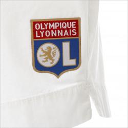 Bermuda été Femme Blanc Olympique Lyonnais