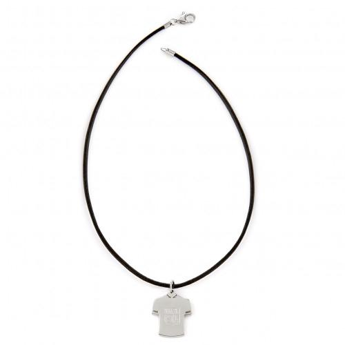 Olympique Lyonnais jersey pendant necklace