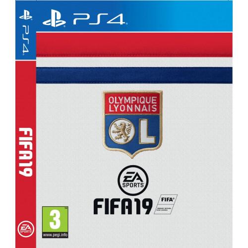 FIFA 19 Edition OL PS4
