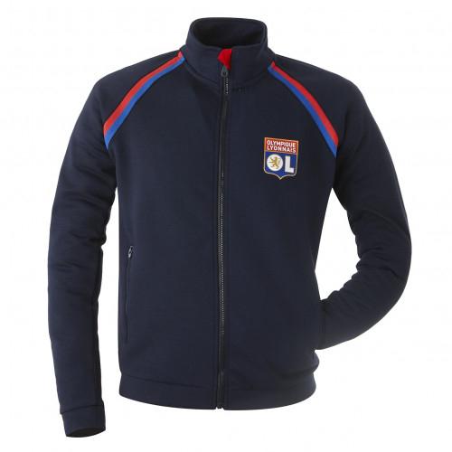 Survetement Training bleu Junior RefleKt Olympique Lyonnais - Taille - 12-14A