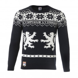 Blue christmas sweater junior