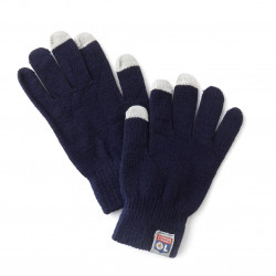 Gants tactiles marines