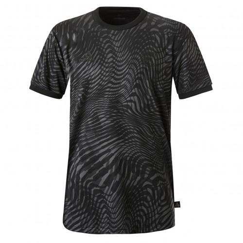 T-Shirt adidas TANGO Noir Homme - Taille - 2XL