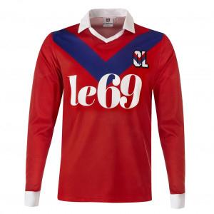 Jersey OL 1989-1990 réplica