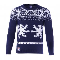 Blue Adult Chrismas sweater