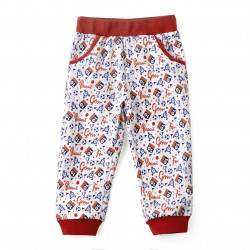 Baby jogging pants red baby Baby But!