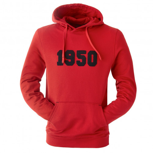 Sweat Homme rouge 1950 - Taille - 2XL