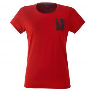 T-shirt Femme rouge 1950