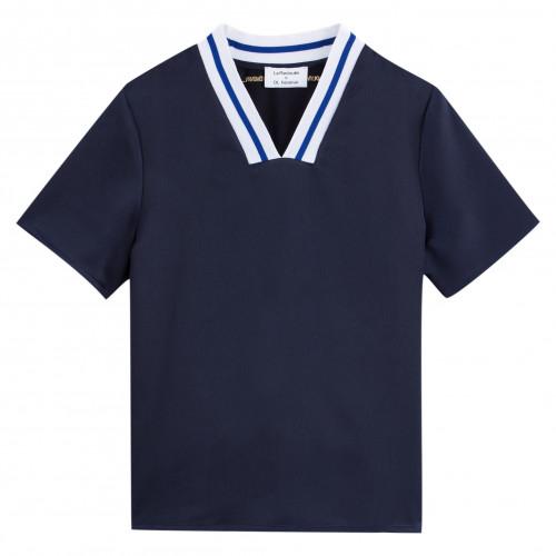 T-shirt marine LR x OL - Taille - 36