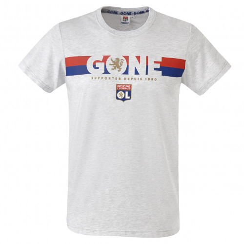 T-Shirt Gone gris Junior - Taille - 5-6A