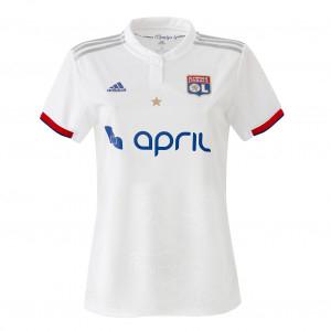 Olympique Lyonnais Women Home Jersey 2019/2020