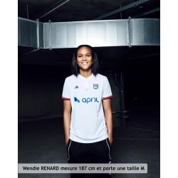 Maillot domicile Femme Olympique Lyonnais 19/20