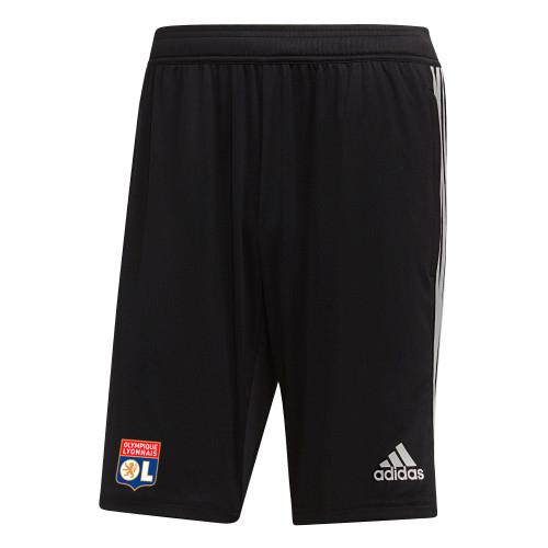 Short d'entrainement Noir Junior OL adidas 19/20
