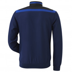 Veste de survetement bleu marine adidas 19-20