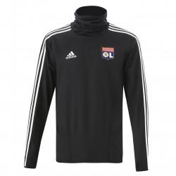 Black Winter Training Sweatshirt OL adidas 19/20
