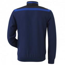 Veste de survetement junior bleu marine adidas 19/20
