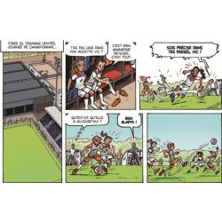 Bande dessinée Team d'attaque TOME 1