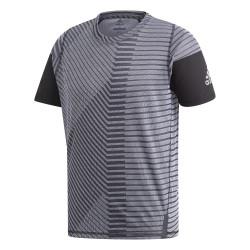 Tee shirt adidas Homme Gris
