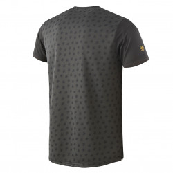 Maillot TrainingTeck' gris adulte