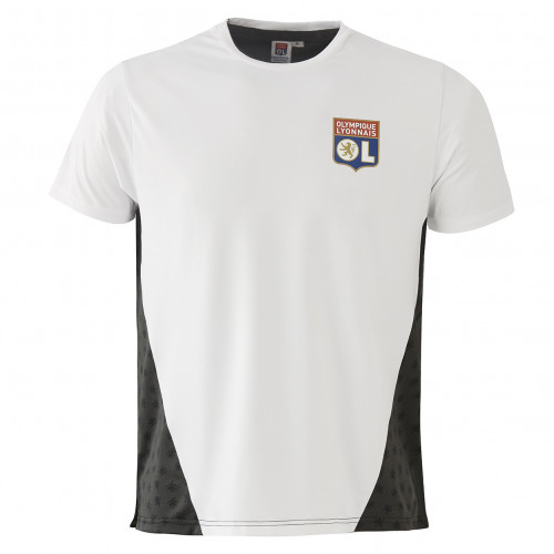 Maillot Training Teck blanc adulte - Taille - XL