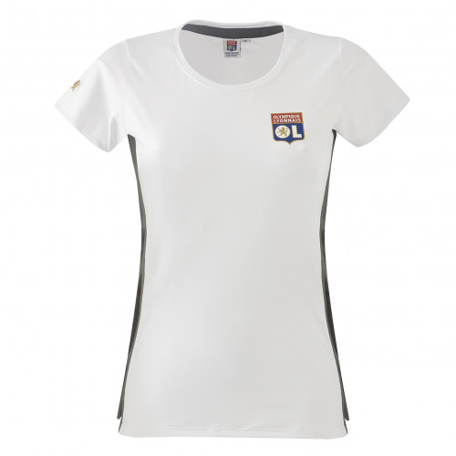 T-Shirt Training Teck blanc femme - Taille - XL