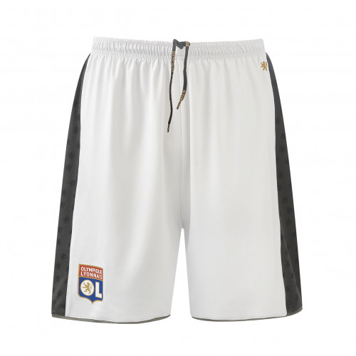 Short Training Teck blanc adulte - Taille - 2XL