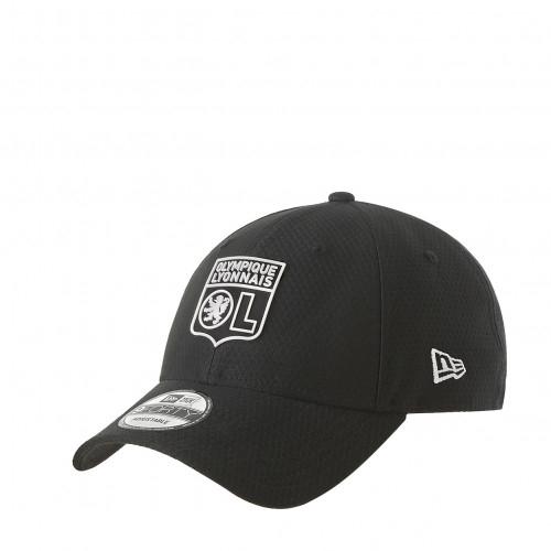 Casquette New Era 9FORTY noire Logo