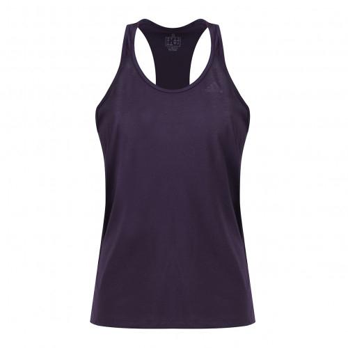 Débardeur femme adidas violet - Taille - 2XS