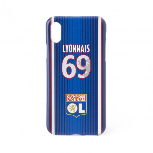 Coque maillot Away 19/20 Iphone X/XS - Taille - Unique