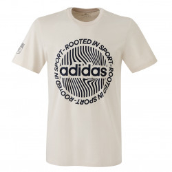 T-shirt homme Circled Graphic adidas