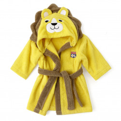 Baby lion bathrobe OL