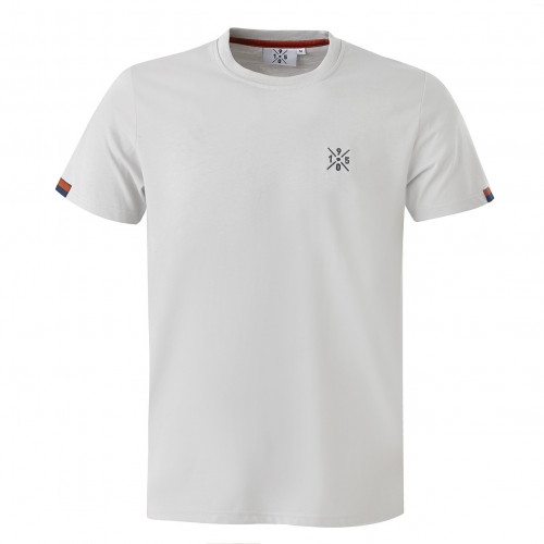 T-shirt gris homme 1950 - Taille - S