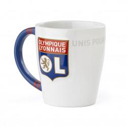 Mug 3D Nous somme l'Olympique Lyonnais