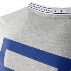 T-shirt manches courtes Street Spirit Gris Adulte