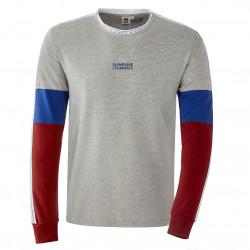 T-shirt manches longues Street Spirit Gris Adulte