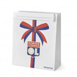 Closable gift bag