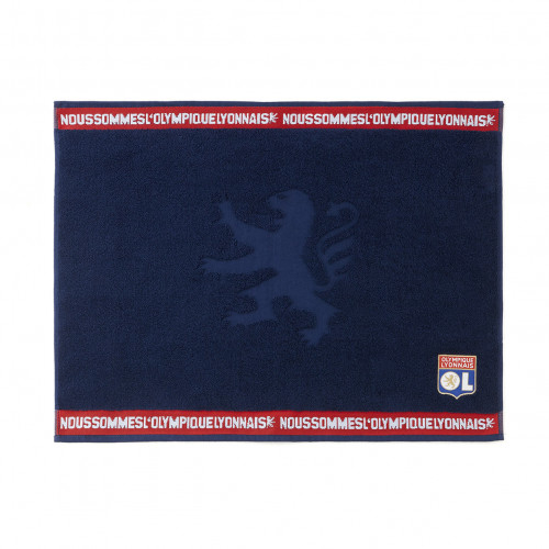 Tapis de bain bleu marine 50*80cm OL
