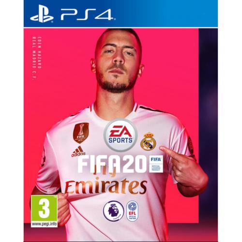 Jeu FIFA 20 Edition OL PS4