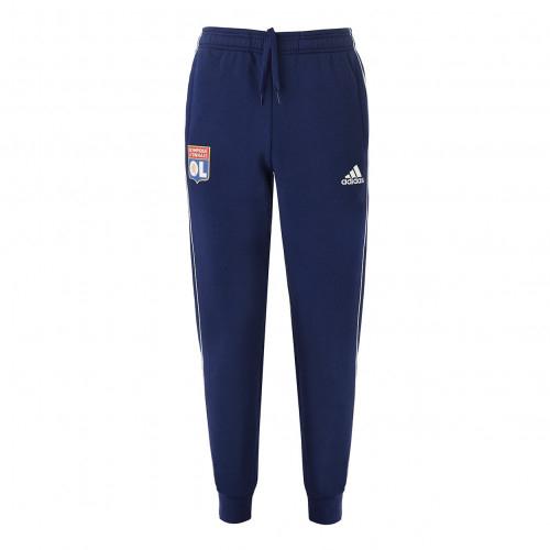 Pantalon détente molleton bleu marine joueur
