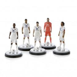 Coffret de 5 figurines joueurs