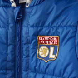Doudoune bébé Olympique Lyonnais
